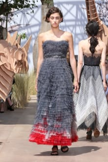 Dior 2017-18AW Couture パリコレクション 画像29/67