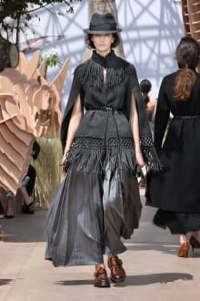 Dior 2017-18AW Couture パリコレクション 画像30/67