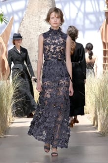 Dior 2017-18AW Couture パリコレクション 画像31/67
