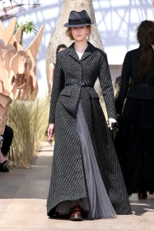 Dior 2017-18AW Couture パリコレクション 画像32/67