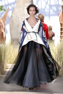 Dior 2017-18AW Couture パリコレクション 画像35/67