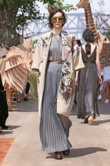 Dior 2017-18AW Couture パリコレクション 画像40/67