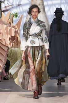 Dior 2017-18AW Couture パリコレクション 画像44/67