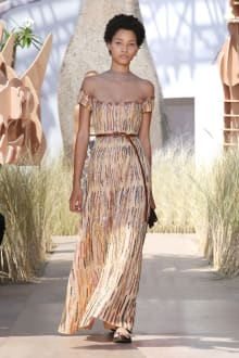Dior 2017-18AW Couture パリコレクション 画像46/67