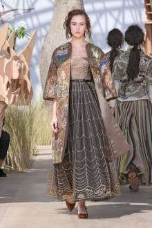Dior 2017-18AW Couture パリコレクション 画像51/67
