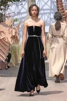 Dior 2017-18AW Couture パリコレクション 画像52/67