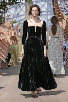 Dior 2017-18AW Couture パリコレクション 画像56/67