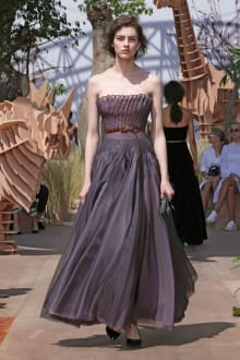 Dior 2017-18AW Couture パリコレクション 画像60/67