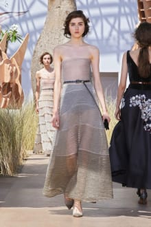 Dior 2017-18AW Couture パリコレクション 画像65/67