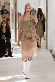 Maison Margiela 2017-18AW Couture パリコレクション 画像4/23
