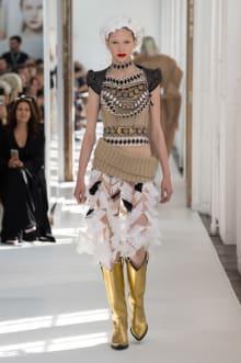 Maison Margiela 2017-18AW Couture パリコレクション 画像14/23
