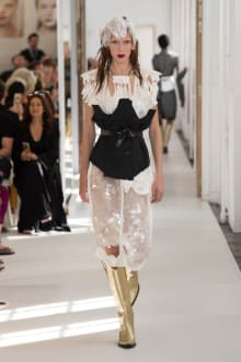 Maison Margiela 2017-18AW Couture パリコレクション 画像15/23