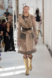 Maison Margiela 2017-18AW Couture パリコレクション 画像17/23