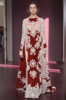 VALENTINO 2017-18AW Couture パリコレクション 画像48/69