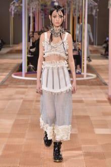 Alexander McQueen -Women's- 2018SS パリコレクション 画像26/46