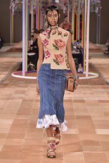 Alexander McQueen -Women's- 2018SS パリコレクション 画像35/46