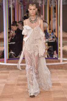 Alexander McQueen -Women's- 2018SS パリコレクション 画像43/46