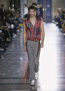 GIVENCHY 2018SS パリコレクション 画像20/69