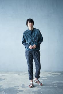 and wander 2018SSコレクション 画像9/32