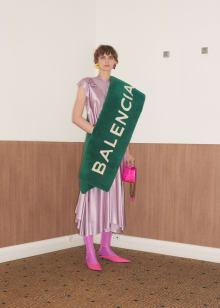 BALENCIAGA 2018SS Pre-Collectionコレクション 画像16/31