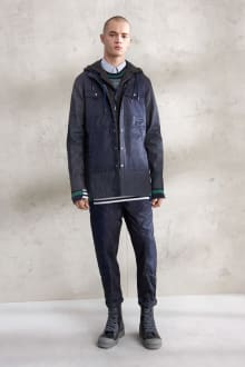 DIESEL BLACK GOLD 2018SS Pre-Collectionコレクション 画像25/42