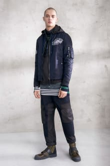 DIESEL BLACK GOLD 2018SS Pre-Collectionコレクション 画像31/42
