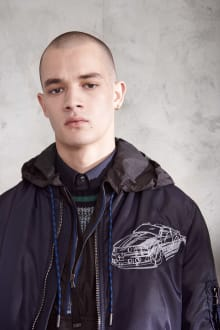 DIESEL BLACK GOLD 2018SS Pre-Collectionコレクション 画像32/42