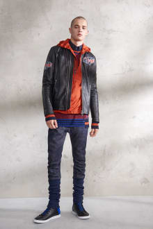 DIESEL BLACK GOLD 2018SS Pre-Collectionコレクション 画像33/42