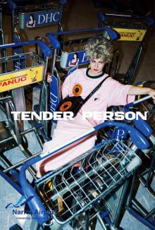 TENDER PERSON 2018SSコレクション 画像12/22