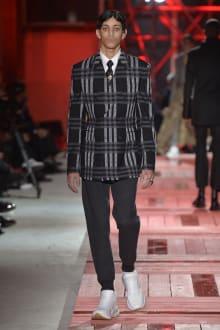 Alexander McQueen -Men's- 2018-19AW パリコレクション 画像12/40