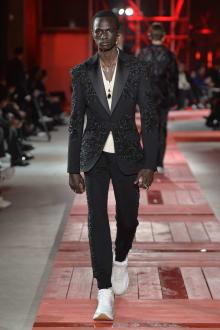 Alexander McQueen -Men's- 2018-19AW パリコレクション 画像38/40
