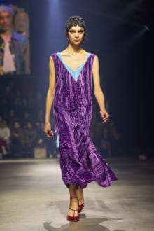 KENZO -Women's- 2018-19AW パリコレクション 画像34/45