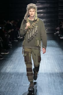 White Mountaineering 2018-19AW パリコレクション 画像7/35