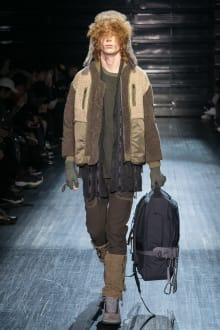 White Mountaineering 2018-19AW パリコレクション 画像22/35