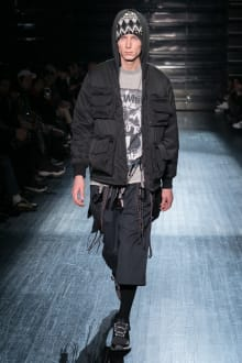 White Mountaineering 2018-19AW パリコレクション 画像30/35