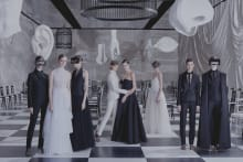 Dior 2018SS Couture パリコレクション 画像1/73