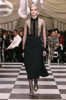 Dior 2018SS Couture パリコレクション 画像2/73