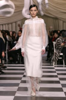Dior 2018SS Couture パリコレクション 画像7/73