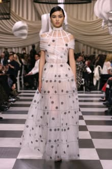Dior 2018SS Couture パリコレクション 画像9/73