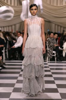 Dior 2018SS Couture パリコレクション 画像15/73
