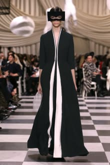 Dior 2018SS Couture パリコレクション 画像17/73