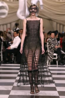 Dior 2018SS Couture パリコレクション 画像19/73