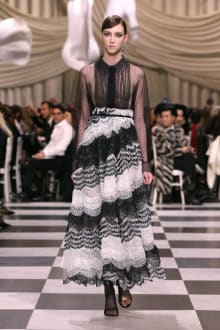 Dior 2018SS Couture パリコレクション 画像22/73