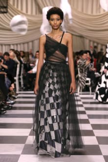 Dior 2018SS Couture パリコレクション 画像23/73