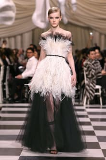 Dior 2018SS Couture パリコレクション 画像24/73