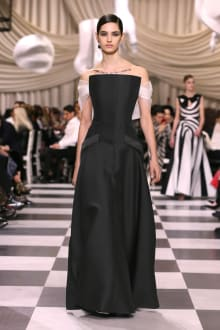 Dior 2018SS Couture パリコレクション 画像25/73