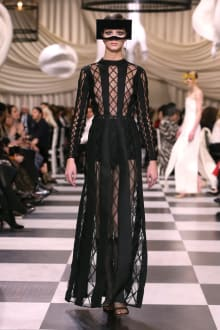 Dior 2018SS Couture パリコレクション 画像27/73