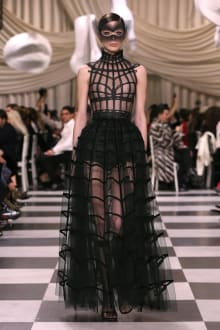 Dior 2018SS Couture パリコレクション 画像29/73