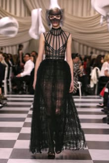 Dior 2018SS Couture パリコレクション 画像33/73