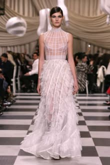 Dior 2018SS Couture パリコレクション 画像34/73